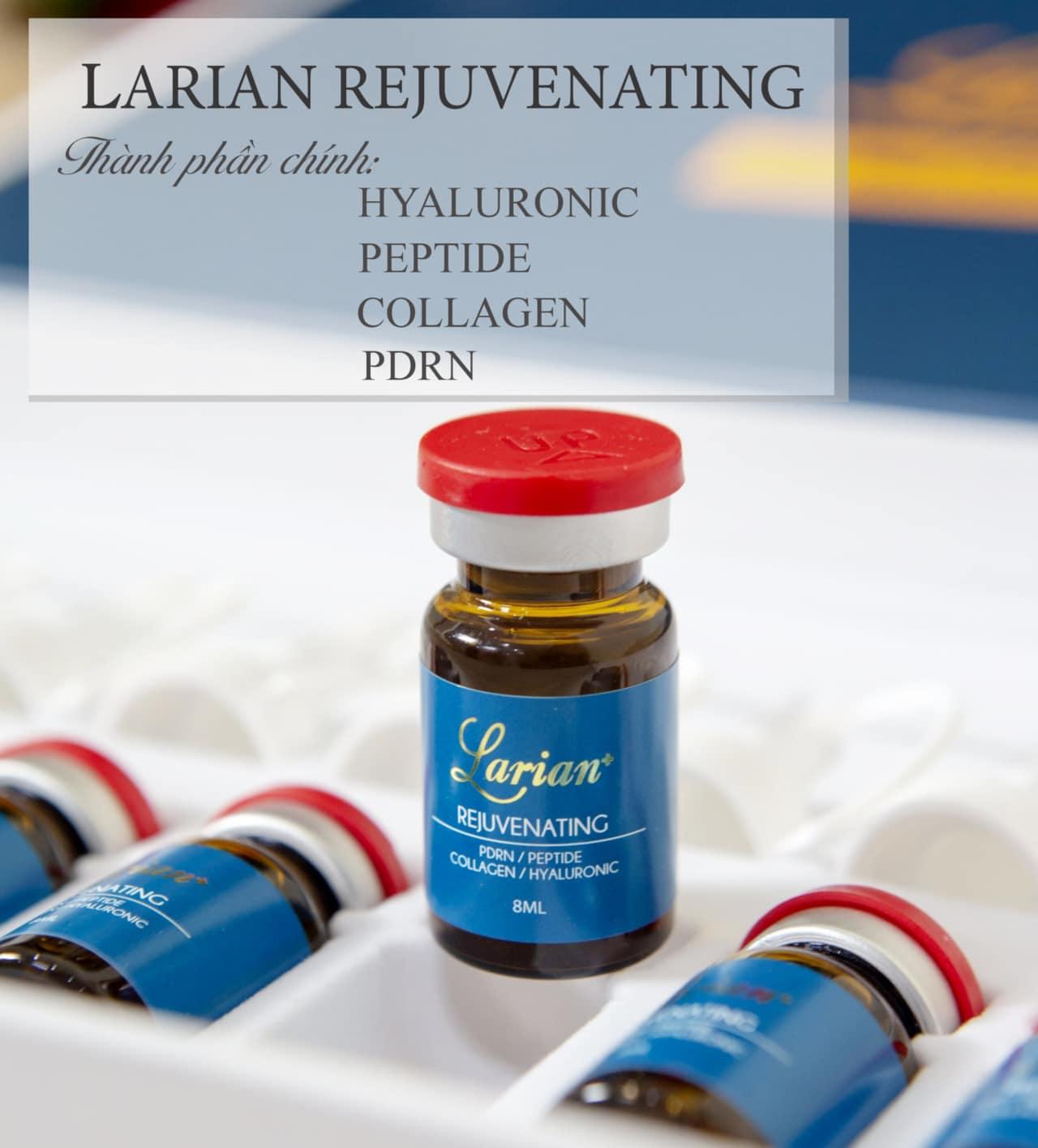 Tế bào gốc trị sẹo rỗ Cá Hồi, tái tạo căng bóng da- Dược mỹ phẩm Spa