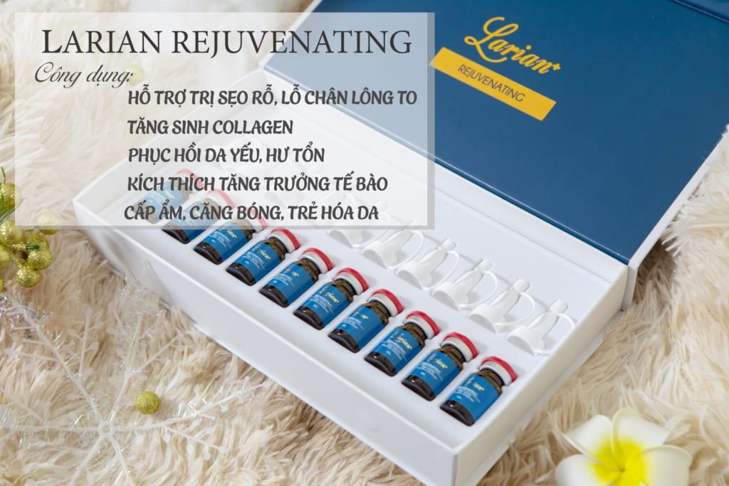 Tế bào gốc đặc trị sẹo rỗ Rejuvenating Ampoule