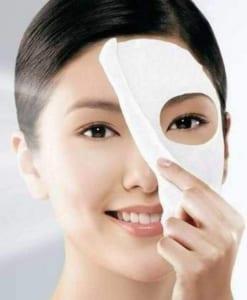Mặt nạ dưỡng da sau lăn kim