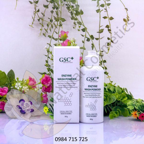 Chăm Sóc Cơ Bản Sữa Rửa Mặt Dạng Bột GSC+ (Enzyme Wash Powder)