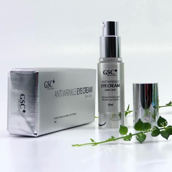 Kem mắt ANTI WRINKLE EYE CREAM 15ML GSC+