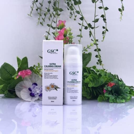 Kem Dưỡng Trị Liệu Giảm Sưng Giảm Đỏ GSC+ (Ultra Calming Cream)