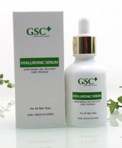 Serum tinh chất cấp nước dưỡng ẩm HYALURONIC GSC+